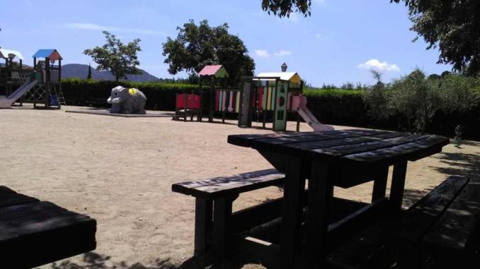 area de picnic cornudella de montsant