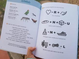 Secció d'activitats del llibre Bestial! editat per Cossetània - Foto: YouMeKids