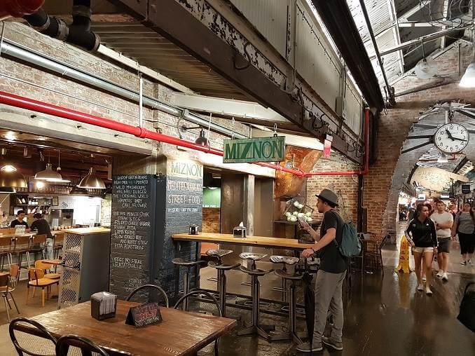 Chelsea Market, el mercat urbà amb encant industrial de Nova york - Foto: YouMeKids