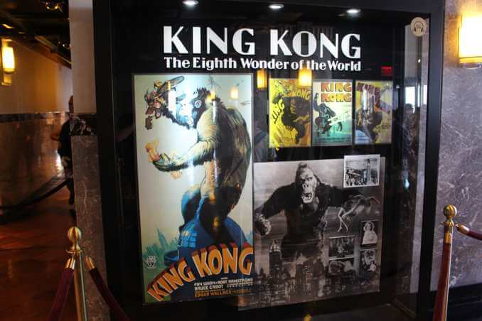 Cartells de King Kong, la pel.licula que va contribuir a que l'edifici de l'Empire State es fes famosíssim a tot el món - Foto: YouMeKids