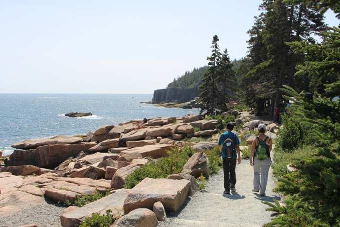 Ocena's Path - Acadia